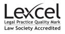 Lexcel Accreditation